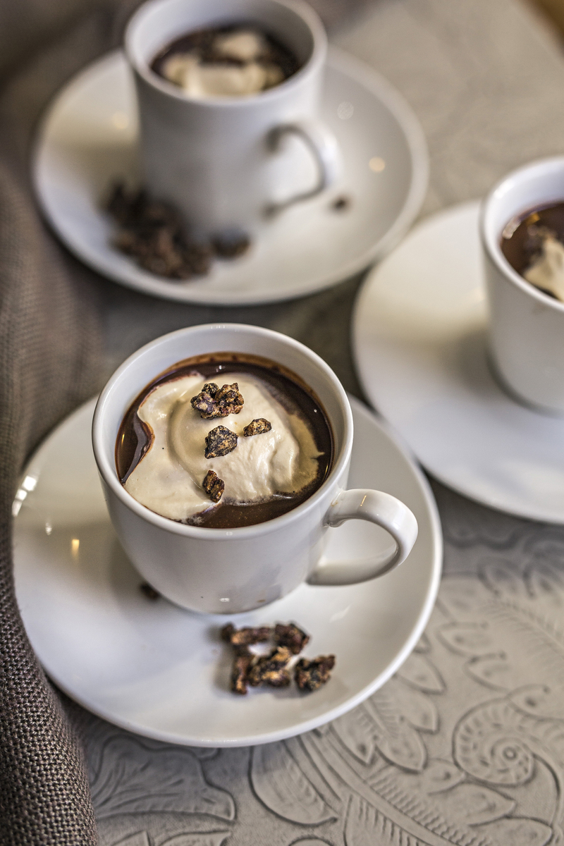 Spiced Hot Chocolate Thermomix