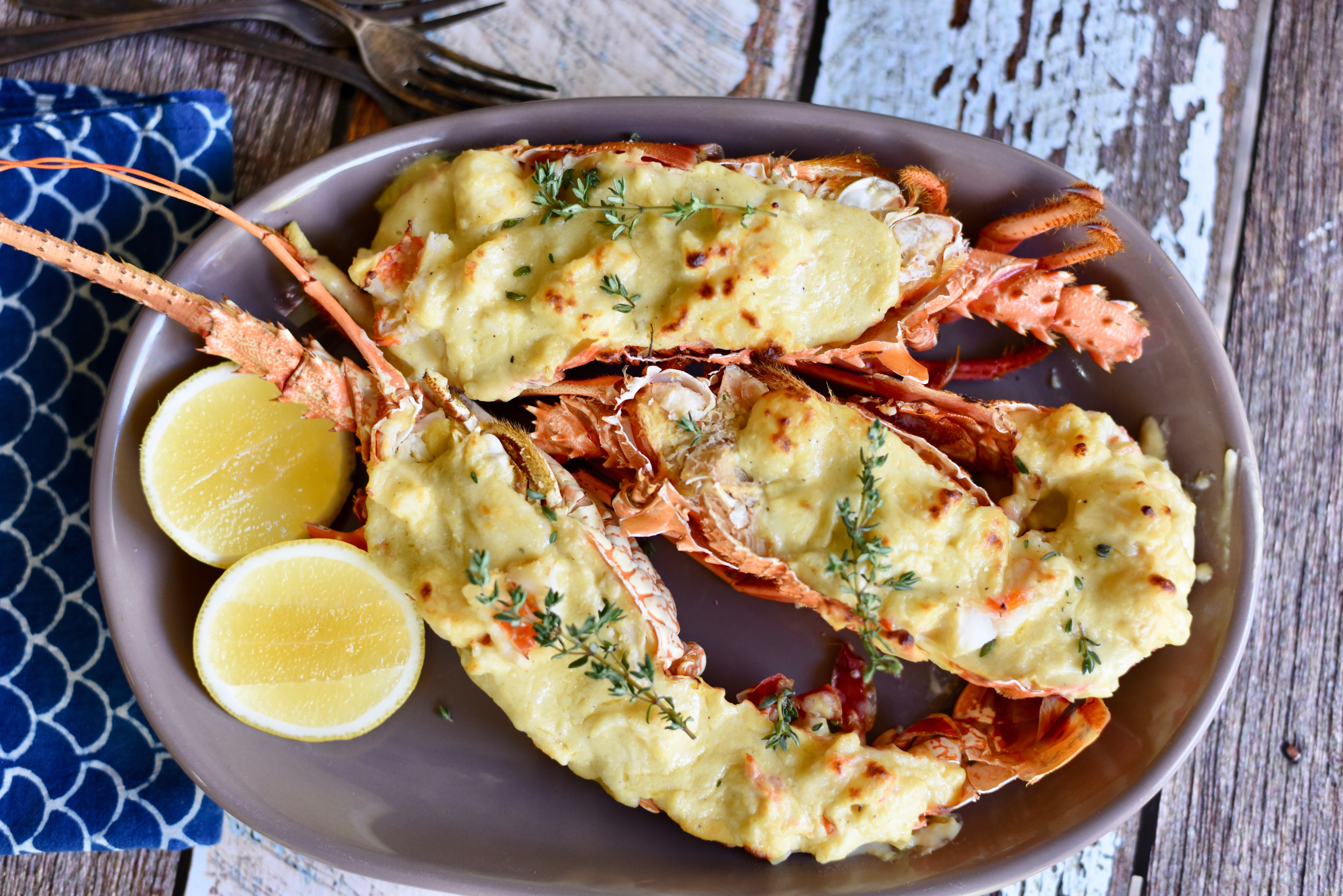 fancy lobster recipes - HD 7360×4912