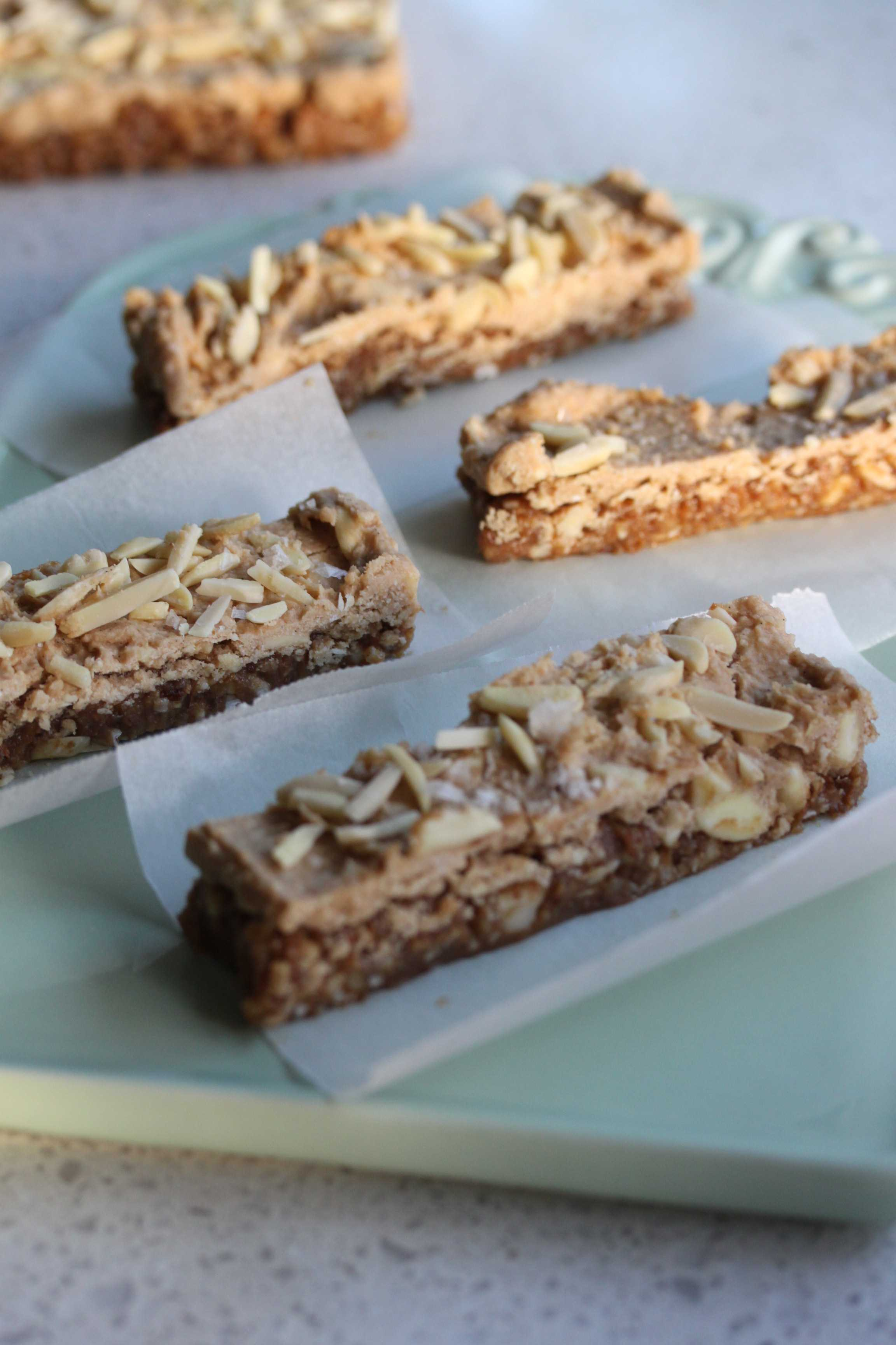 Thermomix recipe raw caramel coconut bars tenina my menus forumfinder Image collections