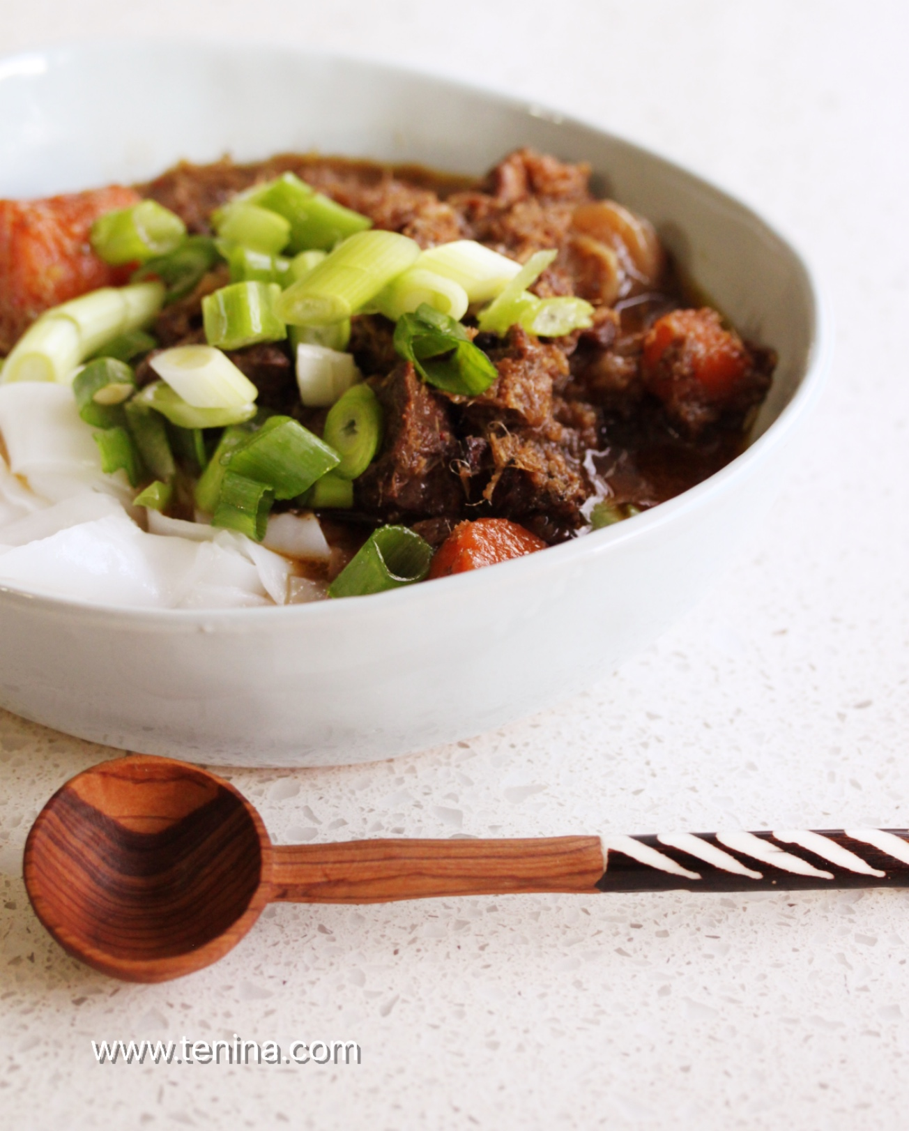 Thermomix recipe: Spicy Ginger Beef Stew with Lemongrass ...