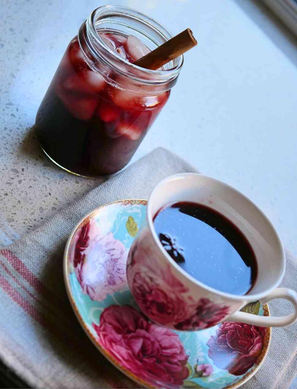 Thermomix recipe: Fruity Rosella Tea · Tenina.com
