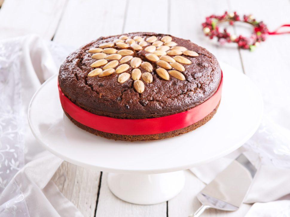 Christmas Fruit Cake.Thermomix Recipe Paleo Christmas Fruit Cake Tenina