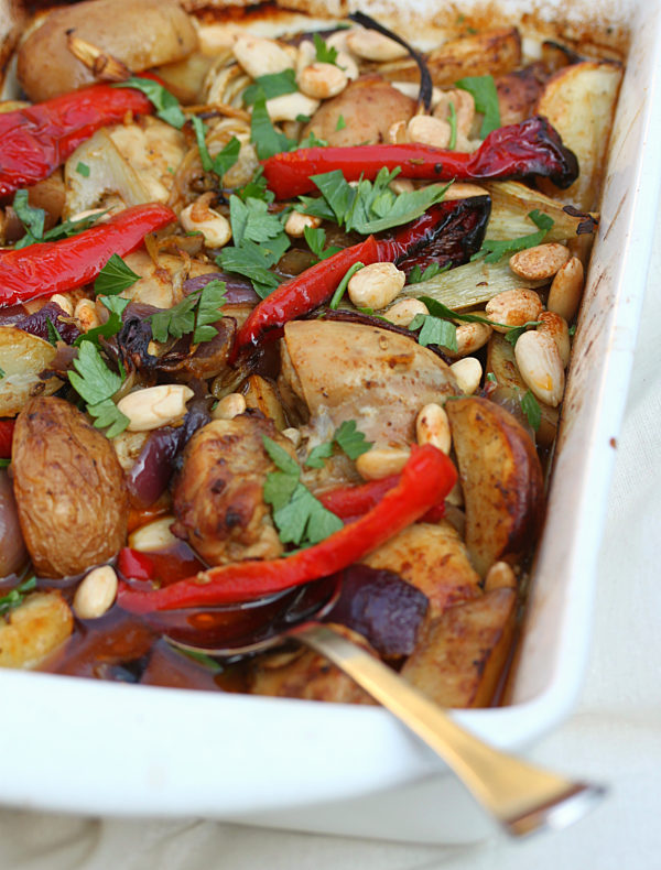 Photo of Chicken, Fennel And Potato Bake