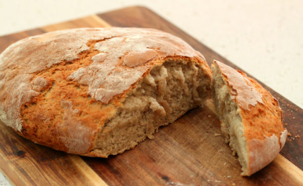 Photo of Crusty Rye Bread
