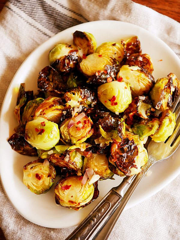 Air Fryer Brussels Sprouts P Air Fryer