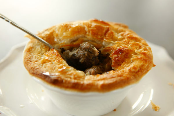 Aussie Meat Pie made in Thermomix