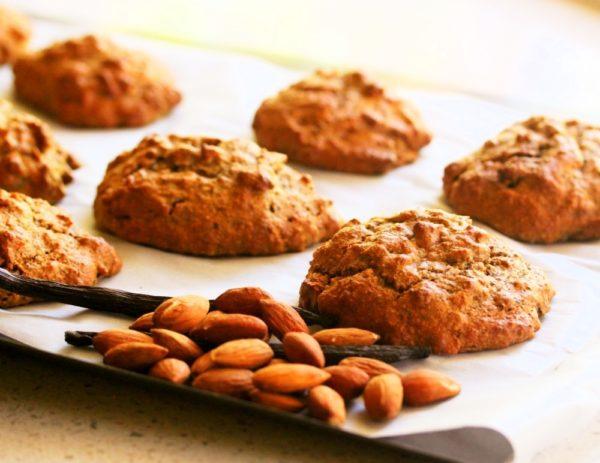 Banana Breakfast Cookies Drop