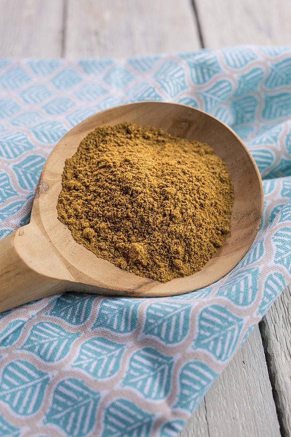 Basic Curry Powder