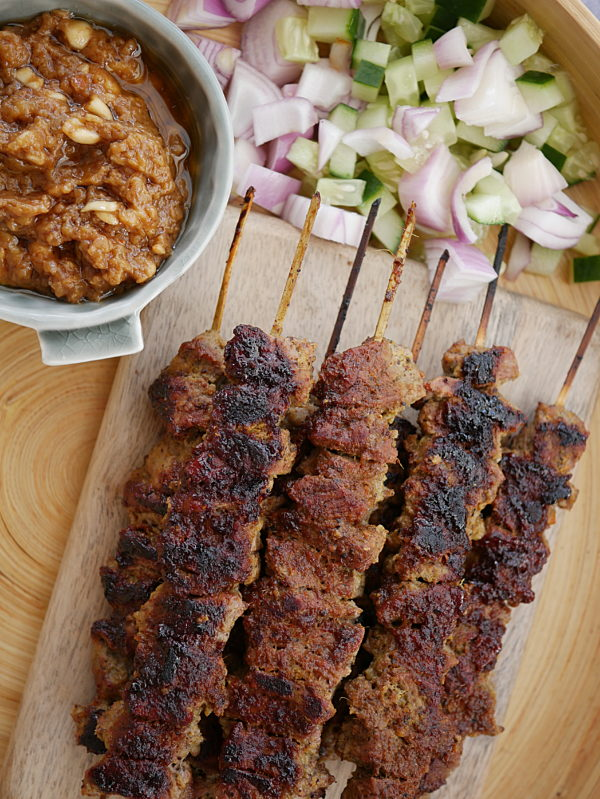 Beef Satay Sticks OH P
