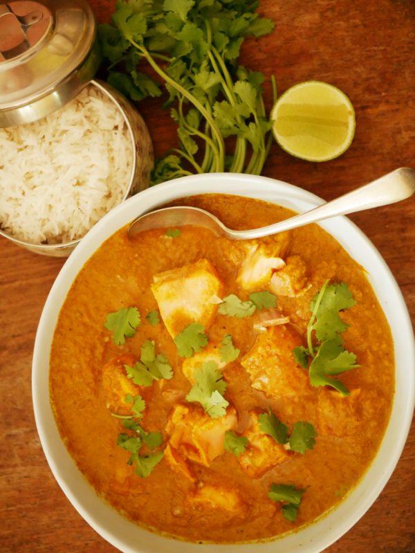Bengali Salmon Curry P TENINA