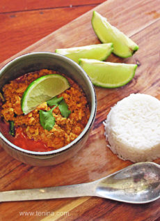 Photo of Bengali Salmon Curry