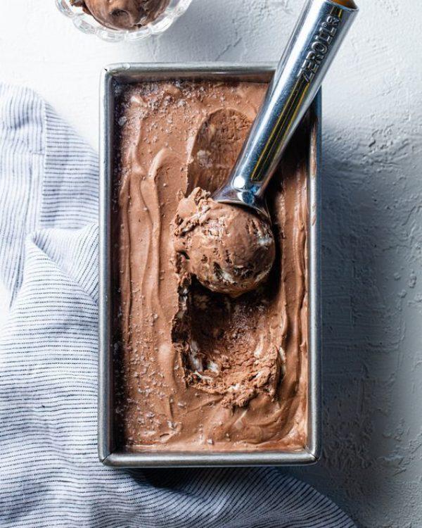 Brew Choc Ice Cream
