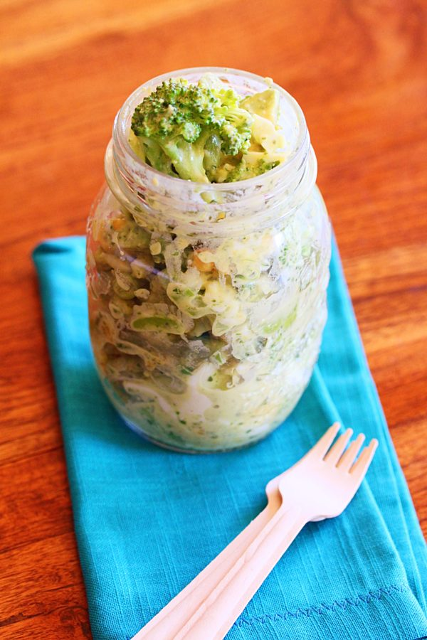 Broccoliand Bean Saladwith Mint