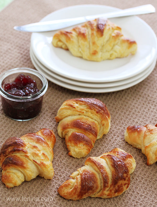 Photo of Butter Croissants