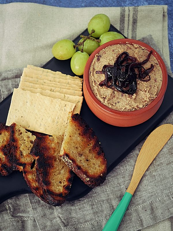 Caramelised Onion and Cheddar Dip OH P Thermomix