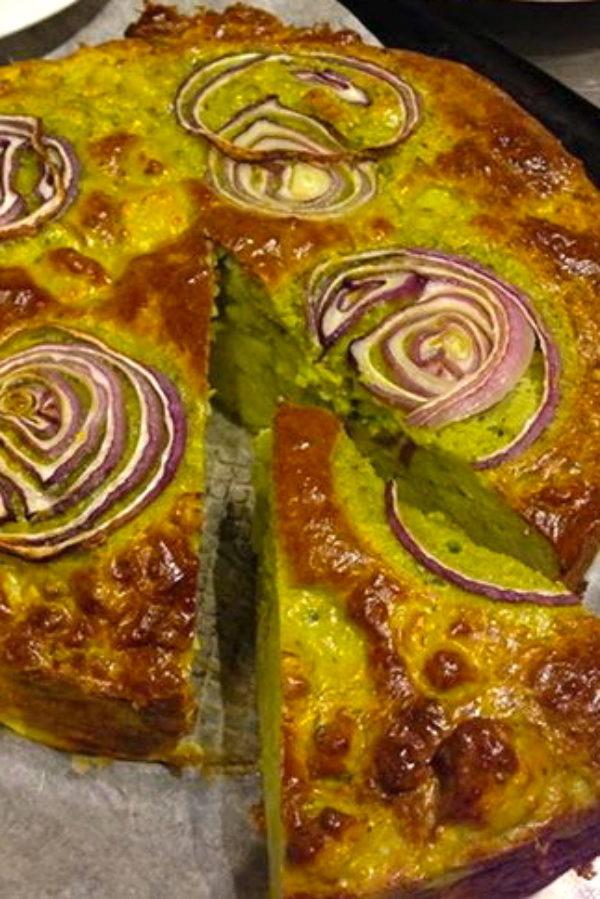 Cauli-Cake