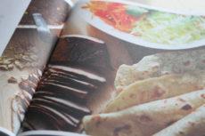 Char Sui Pork Wraps