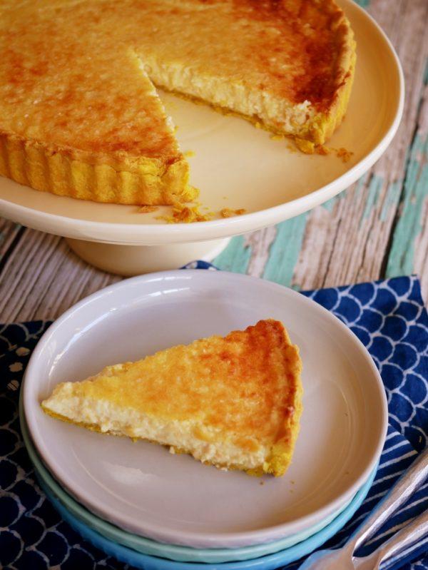 Cheese Pie Fotor