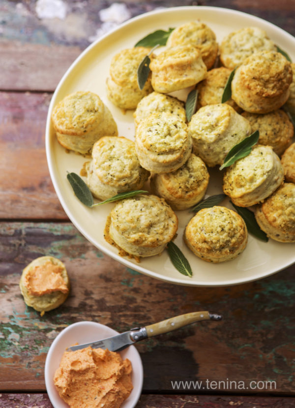 Cheesey-Scones