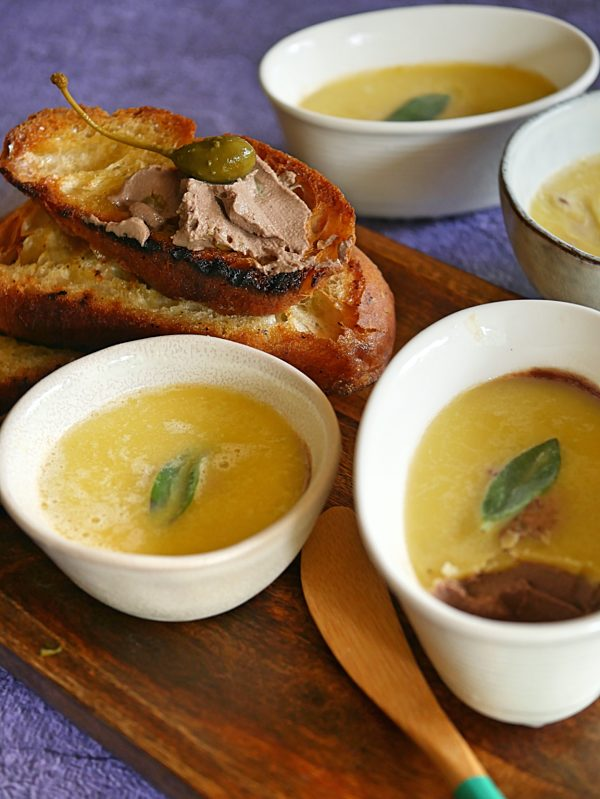 Chicken Liver Pate Mousse P TENINA
