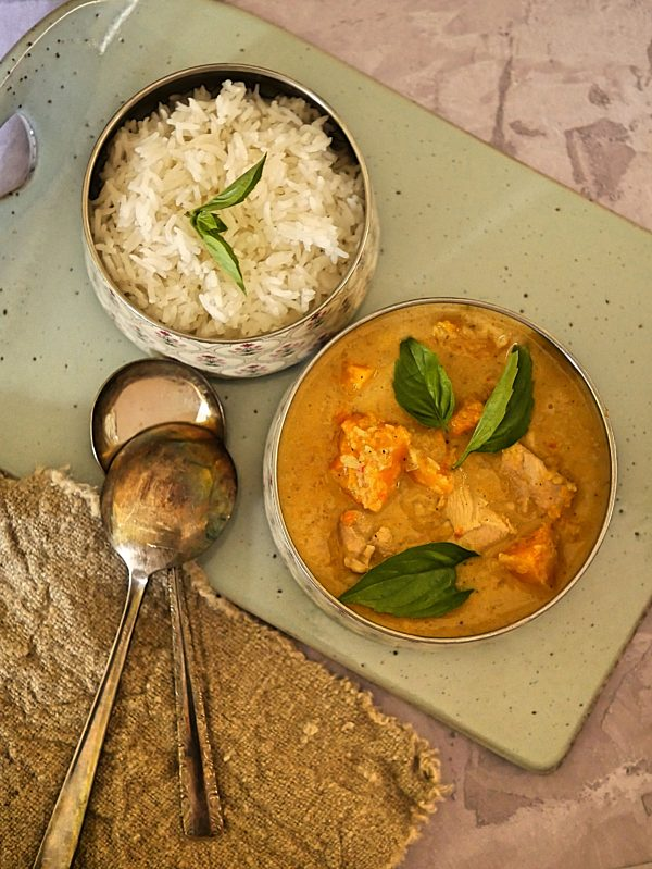 Chicken Pumpkin Curry P Fotor