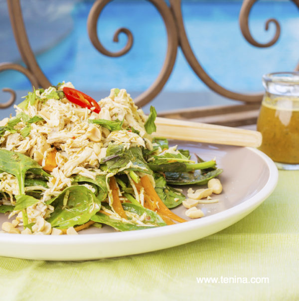 Chicken-Salad-with-Vietnamese-Dressing