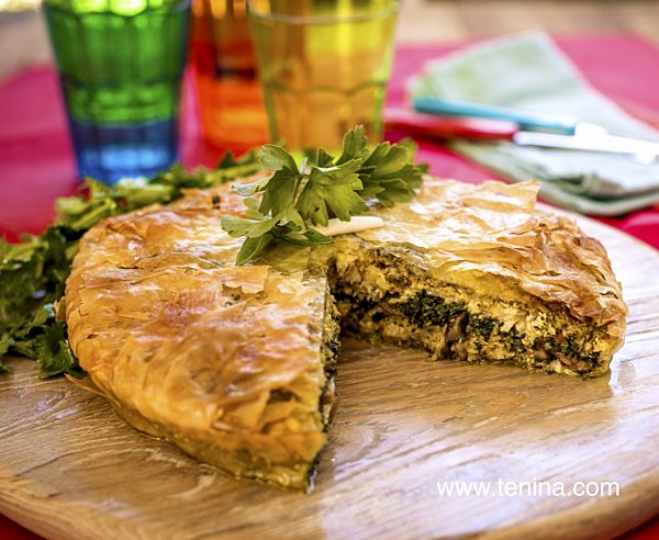 Chicken-Silverbeet-and-Mushroom-Pie