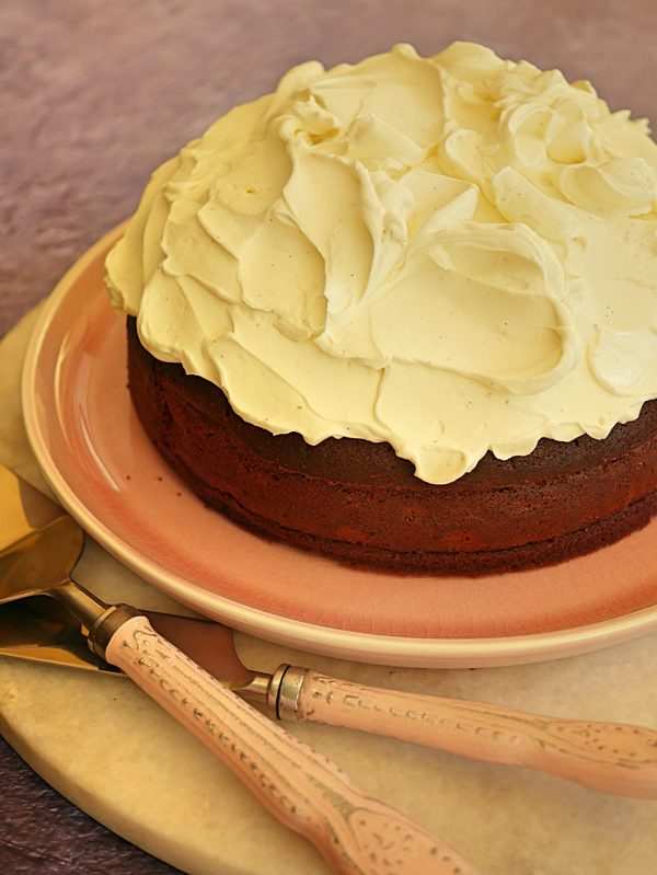 Chocolate Guiness Cake 1 P Thermomix