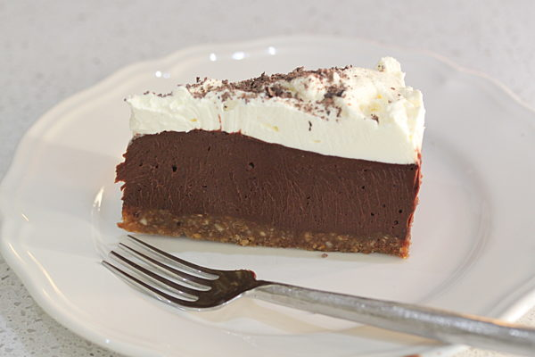 Photo of Chocolate Silk Pie