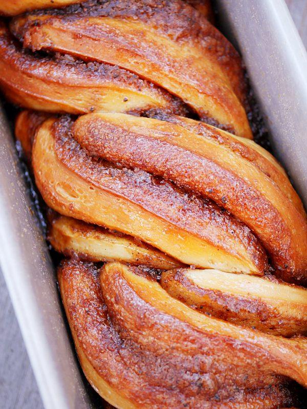 Cinnamon Babka CU SOURDOUGH