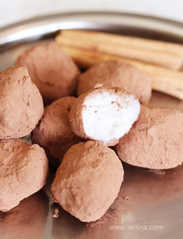 Cinnamon-Dusted-Coconut-Truffles
