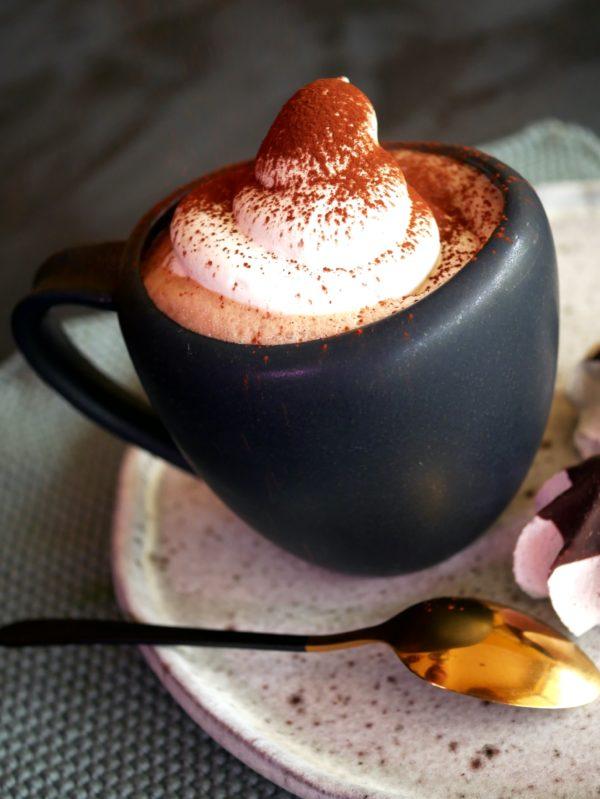Coconut Meringue Hot Chocolate P TENINA