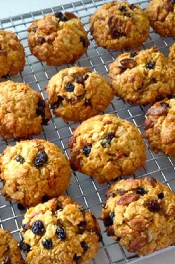 Coconut-Oat-Cookies