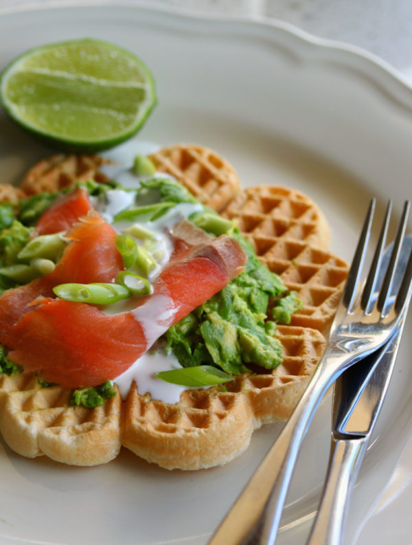 Coconut Waffles 1