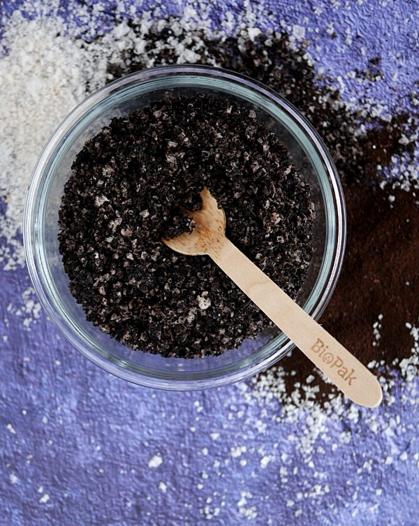 Coffee Salt Scrub MRS P TENINA