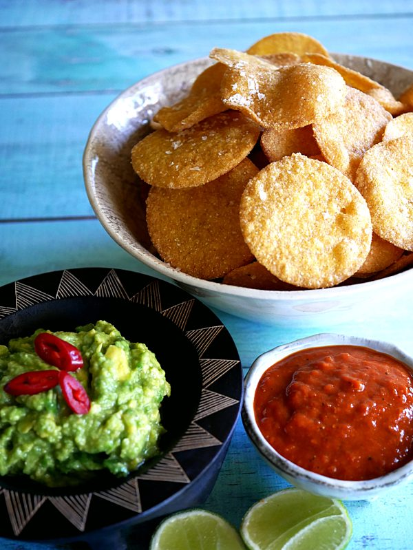 Corn Chips Fotor