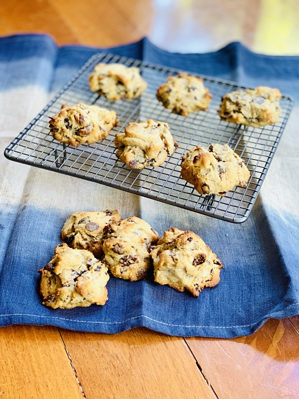 Photo of Cranberry Choc Chip Cookies