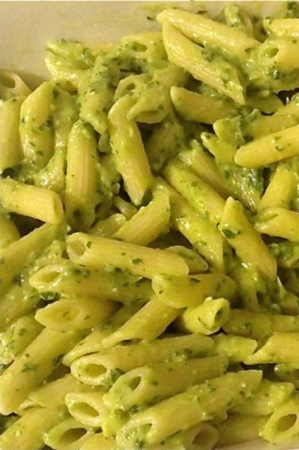 Photo of Creamy Avocado Pasta