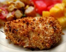Crusty not Fried Chicken