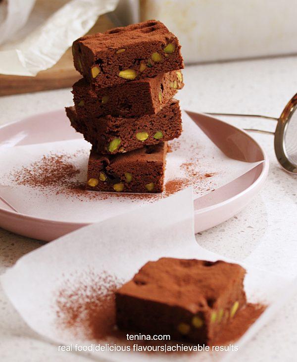 Photo of Dense Fudge Brownies