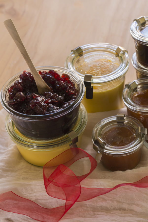 Dried Apricot Preserves