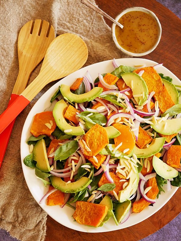 Easy Pumpkin Salad OH P Thermomix