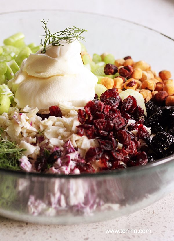 Easy Waldorf Salad Fotor