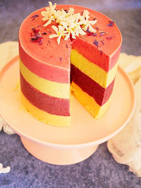 Frozen Fruity Torte P TENINA