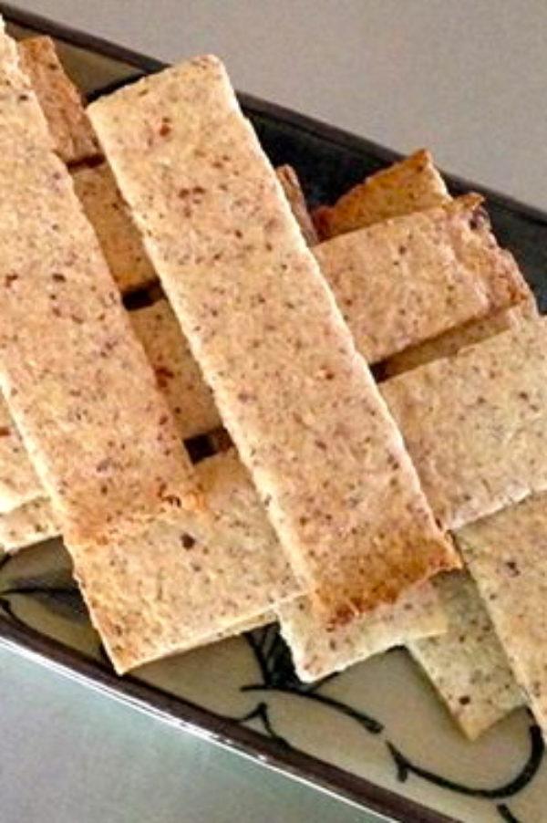 Gluten-free-nut-crackers
