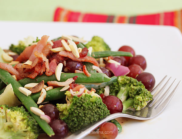 Grape-Brocolli-Salad