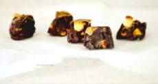 Hazelnut Chocolate Kisses