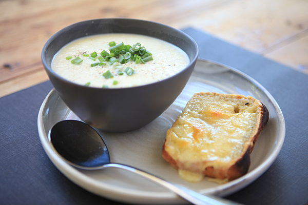 Img 3479 Cauliflower Cheese Soup