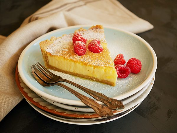 Lemon Chess Pie LS Thermomix