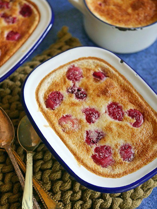 Lemon Raspberry Delicious no sugar P Thermomix